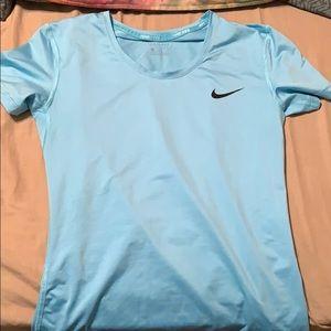 Women's Nike workout training shirt